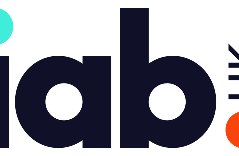 IAB Logo Blackcurrant